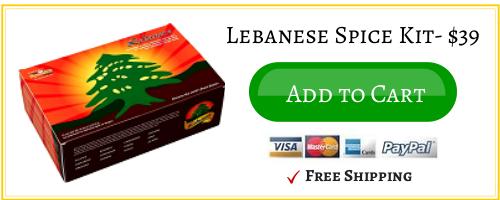 Lebanese Spice Kit