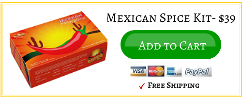 Mexican Spice Kit