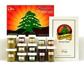 Lebanese Spice Kit- Lebanese Spices and Recipe Cooking Set